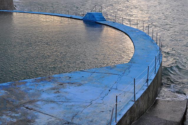 Website der k nstlerin eva maria lopez piscine i for Piscine dinard